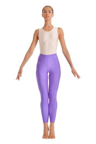 Lycra Spandex Leggings (Turnarena Damen Spandex Leggings, Größe:Damen 36;Farbe:pink)
