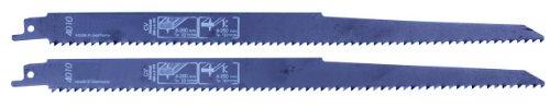 Connex COM330003 Säbelsägeblatt Holz schnell, 300 mm, 2 Stück