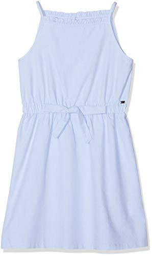 Mexx Mädchen Kleid, per Pack Blau (Light Blue 300004), 164 (Herstellergröße: 164)