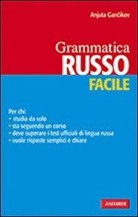 Russo. Grammatica facile