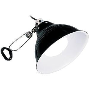 Exo Terra Porzellanklemmlampe Glow Light für Glühlampen bis 150W