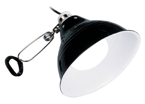 Exo Terra PT2052 Glow Light/ Reflector, Small, 14 cm