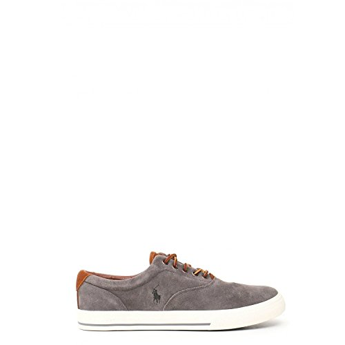 POLO RALPH LAUREN VAUGHN charcoal grey scarpe uomo sneakers