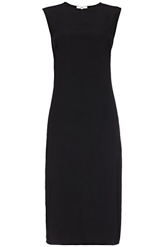 FIND Damen Abendkleid Schwarz (Black)