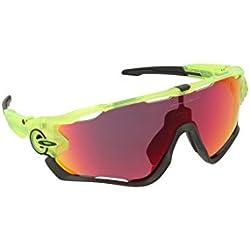Oakley Jawbreaker, Gafas de Sol para Hombre, Matte Uranium, 1