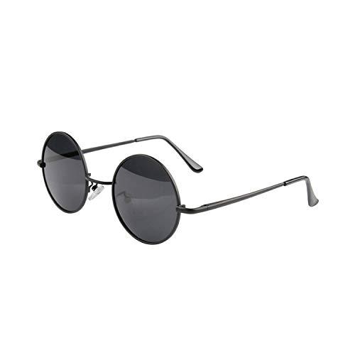 Sport-Sonnenbrillen, Vintage Sonnenbrillen, Classic Round Retro Polarisiert Steampunk Sunglasses Men Women Vintage Eyeglasses Fashion Steampunk Sun Glasses CC0102 C1