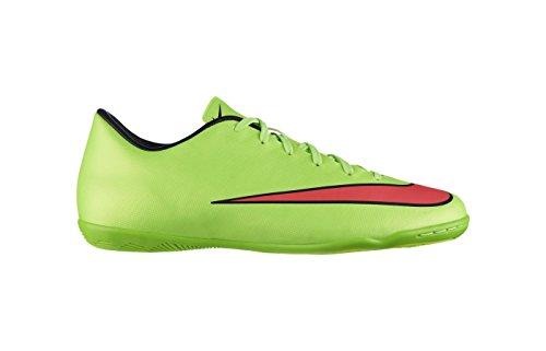 Nike JR MERCURIAL VICTORY V IC El¨¦ctrico Verde / Negro / Volt /