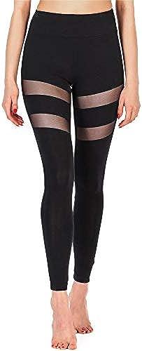 Merry Style Damen Lange Leggings Fitnesshose MS10-232