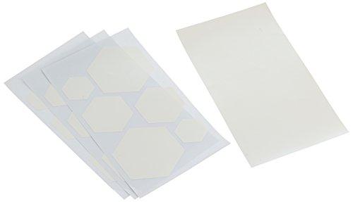 Japanische Shoji Bildschirm Patch für Reparatur Fenster Bildschirm, Lampe, Sechseck-Pearl Farbe - Shoji-bildschirm Papier