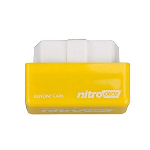 Nitro OBD2 Auto-Energien-Lifter Fuel Saver Chip Box