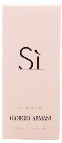 Armani Si femme/ woman Eau de Parfum Vaporisateur/ Spray, 100 ml, 1er Pack, (1x 100 ml)