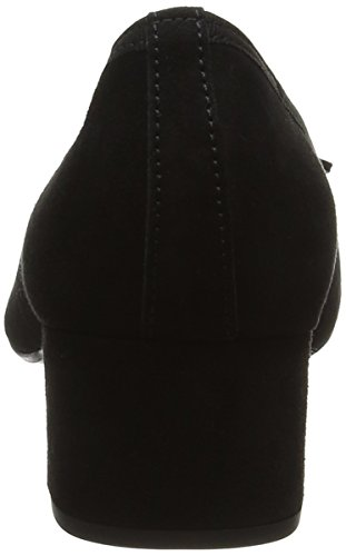 Gabor Damen Fashion Pumps Schwarz (schwarz 17)