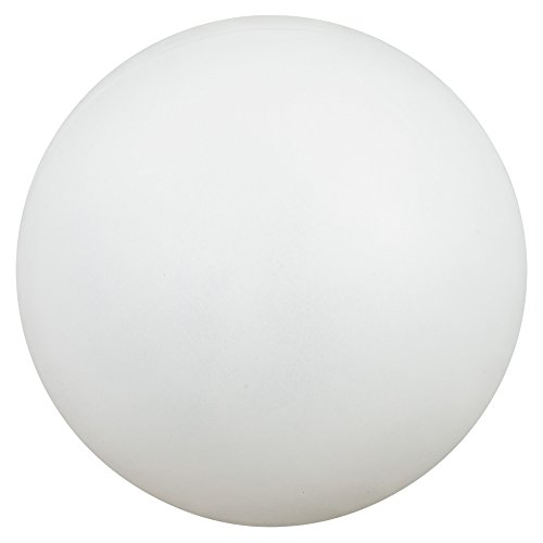 Schwimmender LED Ball 30cm I Pool LED Garten Beleuchtung 16 verschiedene Farben einstellbar I Kabellose Induktionsaufladung