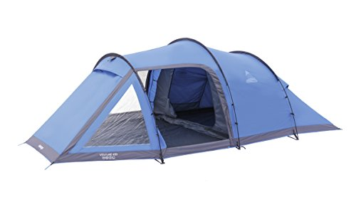 Vango Venture 450 Four Man Tunnel Tent - River Blue