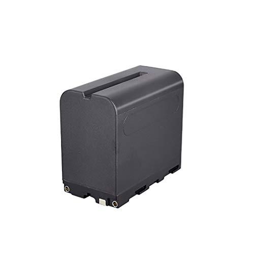 Geräte Hochleistungs Akku mit 7200 mA, NP-FM500H (1650mAh) Akku kompatibel mit Sony Alpha A57 A58 A65 A65V A77 A77V A99 A99 II Für Sony Alpha Kamera Mehrere Geräte Hochleistungsakku mit 7200 mA (Sony A99 Kamera)