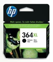 Preisvergleich Produktbild HP Tintenpatrone Nr. 364XL, CN684EE schwarz (ca. 550 Seiten) Kat:Telefaxgeräte/Verbrauchsmaterial