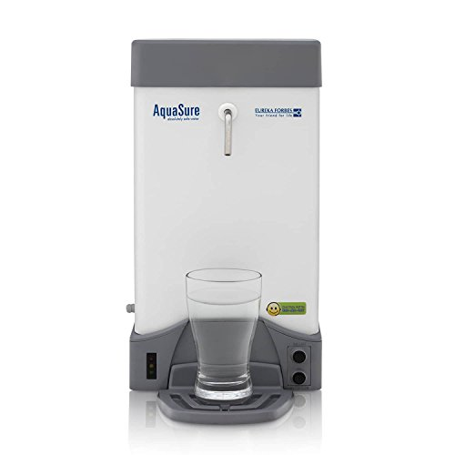 Eureka Forbes Aquasure from Aquaguard Aquaflo DX 18-Watt UV Water Purifier, White