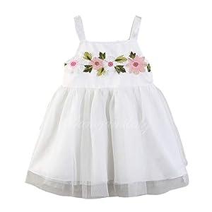 HEETEY - Vestido - para bebé niña 10