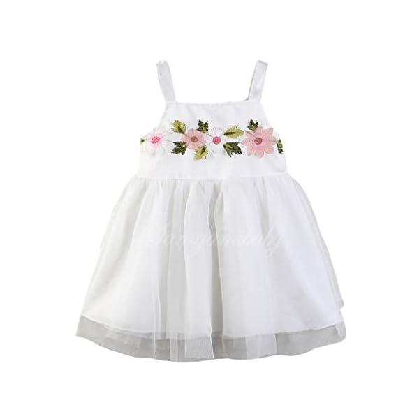 HEETEY - Vestido - para bebé niña 1