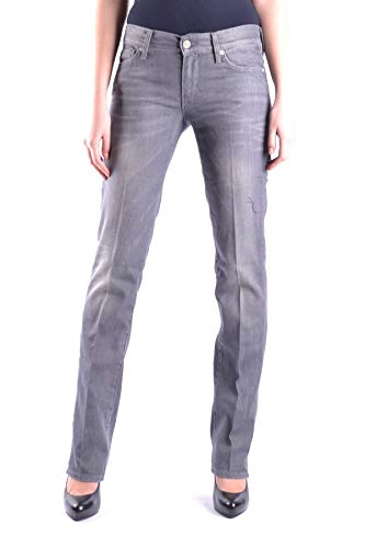 7 For All Mankind Luxury Fashion Damen MCBI13092 Grau Jeans | Jahreszeit Outlet