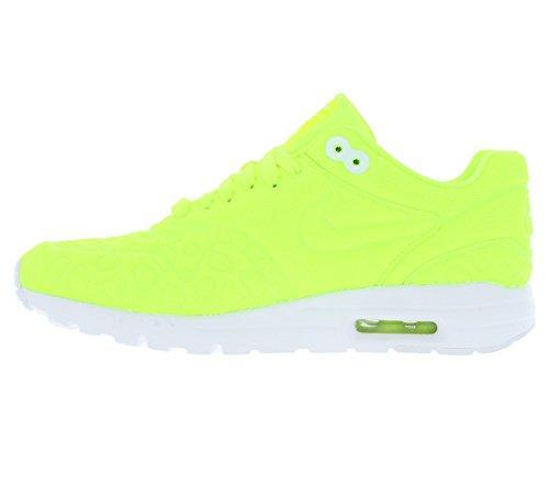Nike W Air Max 1 Ultra Plush, Scarpe da Corsa Donna Amarillo (Amarillo (volt/volt-white))
