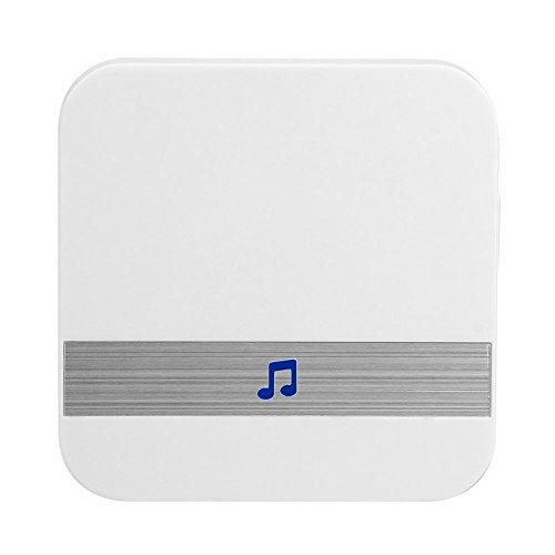 Anytek B10 AC 90 V-250 V 52 Chimes Wireless WiFi Türklingel Empfänger (Eu-stecker) - Asiproper