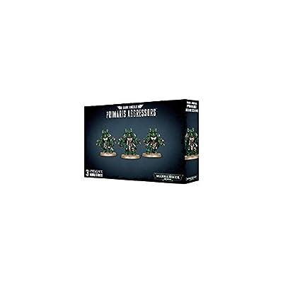 Jeux Atelier 99120101202Dark Angels Primaris Aggressors Dessus de table et de jeux miniature