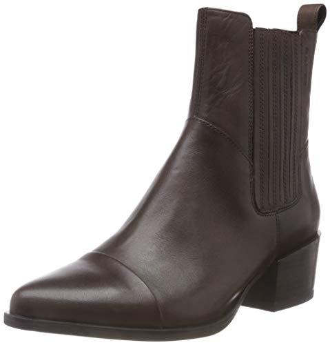 Vagabond Damen Marja Chelsea Boots, Braun (Espresso 36), 39 EU