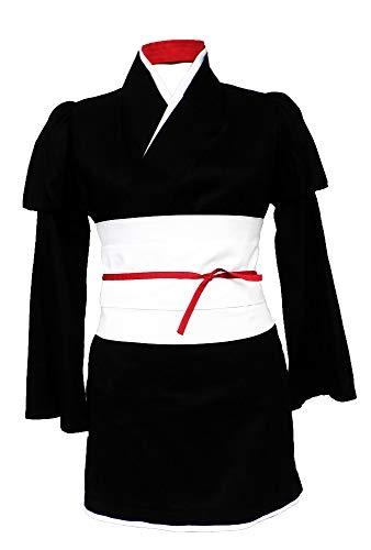 Chong Seng CHIUS Cosplay Cosplay Outfit for Gotei 13 Squad 12th Lieutenant Kurotsuchi Nemu