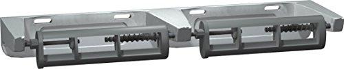 ASI-0264–1A Oberfläche montiert Toilet Tissue Spender ohne Pin, doppelte Rolle
