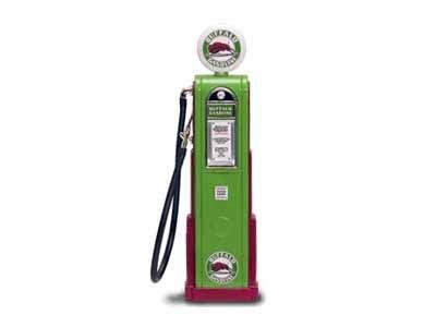 Preisvergleich Produktbild Replica Vintage Digital Gas Pump Buffalo Gasoline 1/18
