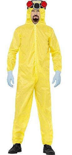 Smiffys Heisenberg Kostüm für Erwachsene M (Crystal Meth Kostüm)