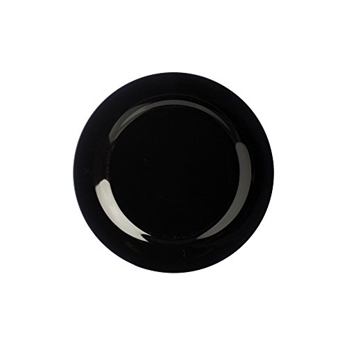 Price and Kensington Side Plate, Ceramic, Black,, used for sale  Delivered anywhere in UK