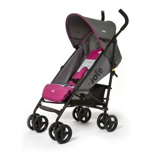 Joie Uk Nitro Stoller Charcoal Pink.