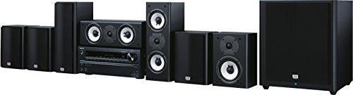 Onkyo HT-S9700THX 7.1-Kanal Heimkinosystem (THX, WiFi, Bluetooth, HDCP 2.2, 4K/UltraHD, Musikstreaming-Dienste, Receiver Dolby Atmos-fähig) schwarz
