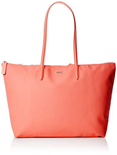 Lacoste femme Nf1888po Sac porte epaule Rose (Coral)