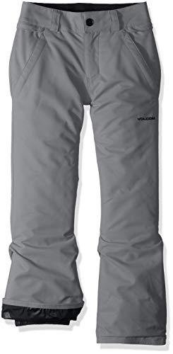Volcom Freakin Snow Chino Snowboardhose charcoa Größe: L Farbe: grey -