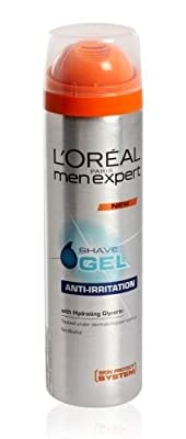 L'Oreal Paris Men Expert Anti-Irritation Shave Gel 200ml