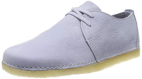 Clarks Originals Damen Ashton. Derbys, Blau (Cool Blue), 39.5 EU (Schuhe Clark Frauen Für Blaue)