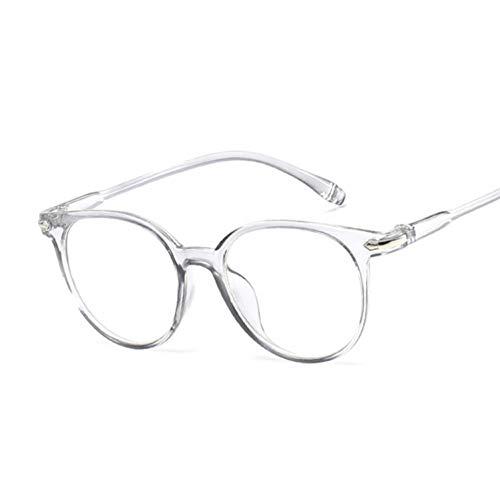 Kjwsbb Damen-Brillen-Katzenauge-Klarglas-Rahmen-Brillen-Rahmen-Schauspiel