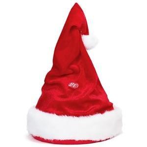 Singen & Tanzen Nikolausmütze - Adult Christmas Hat - One Size