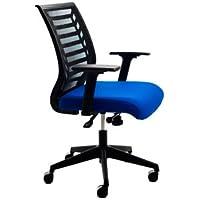 Rocada 907 - Silla de oficina, color azul
