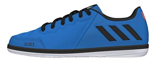 adidas Messi 16.4 Street J, Scarpe da Calcio Bambino Blu (Azul (Azuimp / Negbas / Rojsol))