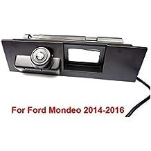 Misayaee coche manillar cámara de visión trasera guías de asistencia de estacionamiento para Maletero Mango Marcha