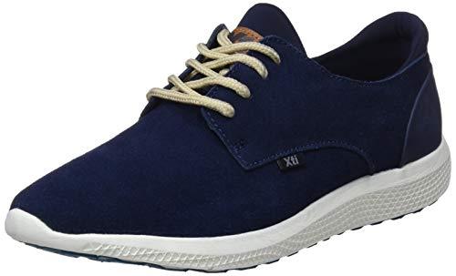XTI 48683, Zapatillas Hombre, Azul Navy, 43 EU