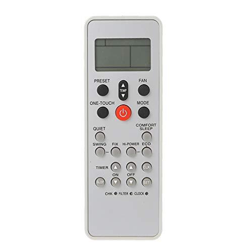 VIccoo Ersatz-Klimaanlage Fernbedienung für Toshiba WC-L03SE Universal