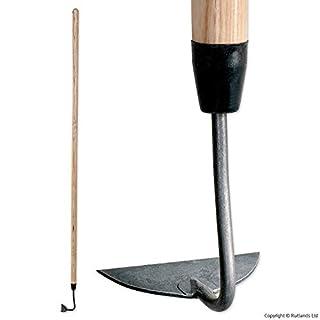 Onion Garden Hoe 100mm - 1400mm Ash Handle