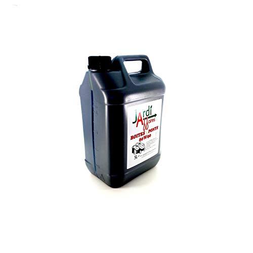 Olio professionale per trasmissione 80W90 GL5 Jardiaffaires 5 lit