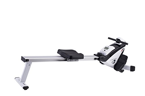Vogatore V-Rower magnetico richiudibile peso max utente 120 kg Get Fit