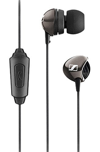 Sennheiser CX 275s Universal Wired Earphone Headset for iPhone, Android, BlackBerry, Windows Smart Phones with Integrated Microphone and Pouch - Black  available at amazon for Rs.1999